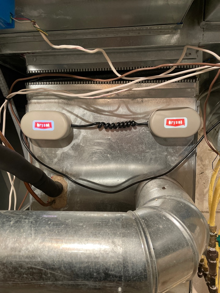Wayzata, MN - Installed watery eater and replaced uv light bulbs