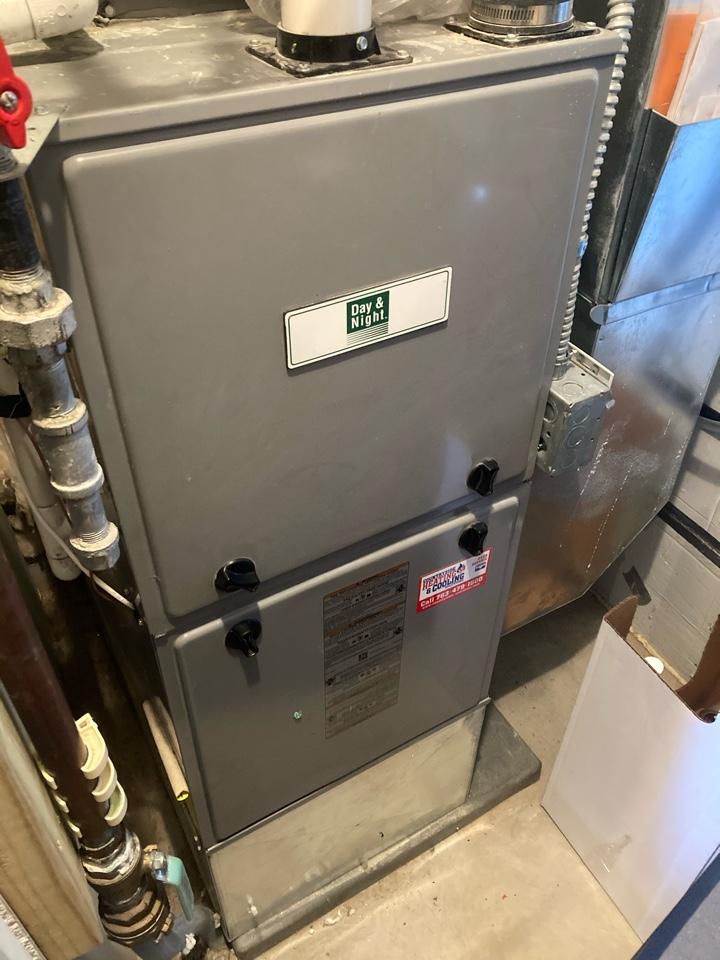 Minneapolis, MN - Furnace repair in Plymouth
