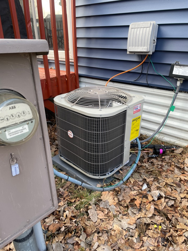 Watertown, MN - Installed Colman furnace and Payne ac system in Watertown Minnesota #