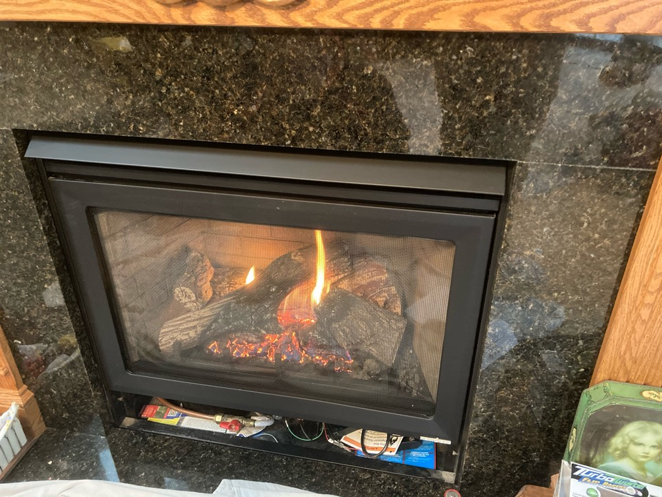 Rogers, MN - Fireplace repair in Rogers