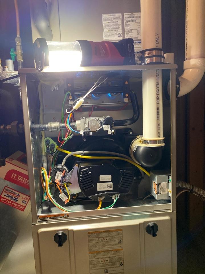 Bryant furnace service Waverly mn