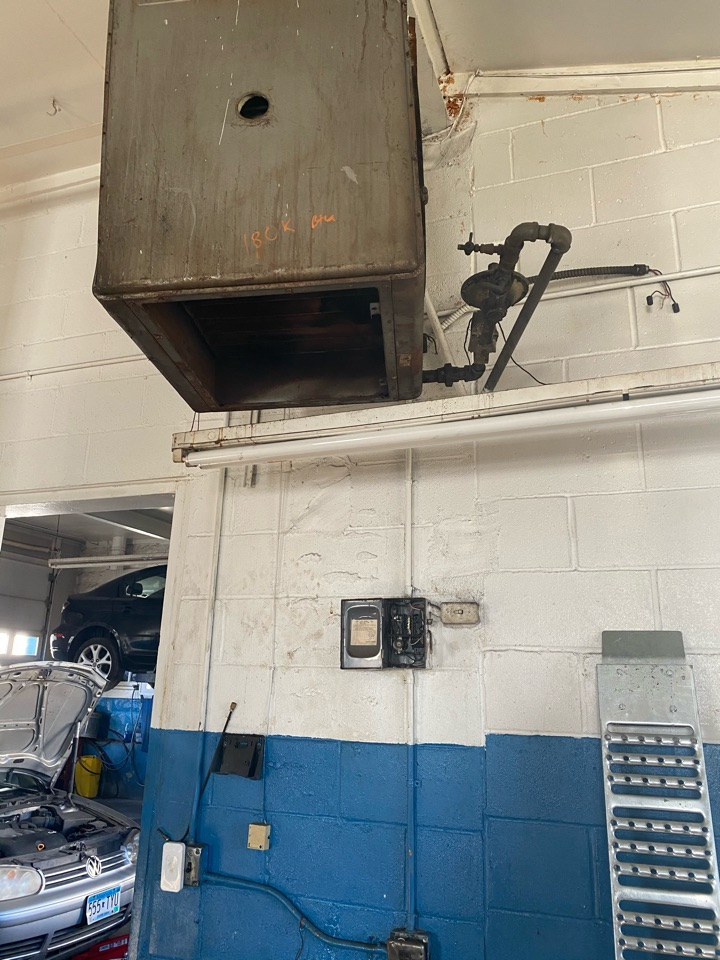 Saint Bonifacius, MN - Commercial Unit heater installation estimate in St. Bonifacius MN
