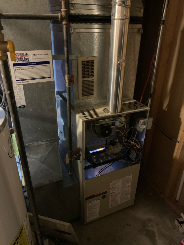 Plymouth, MN - Furnace repair in Plymouth Mn