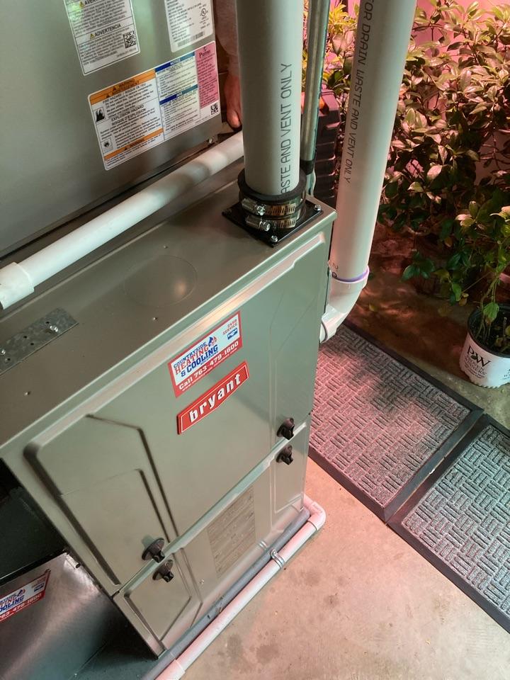 Waconia, MN - Bryant furnace maintenance in Waconia