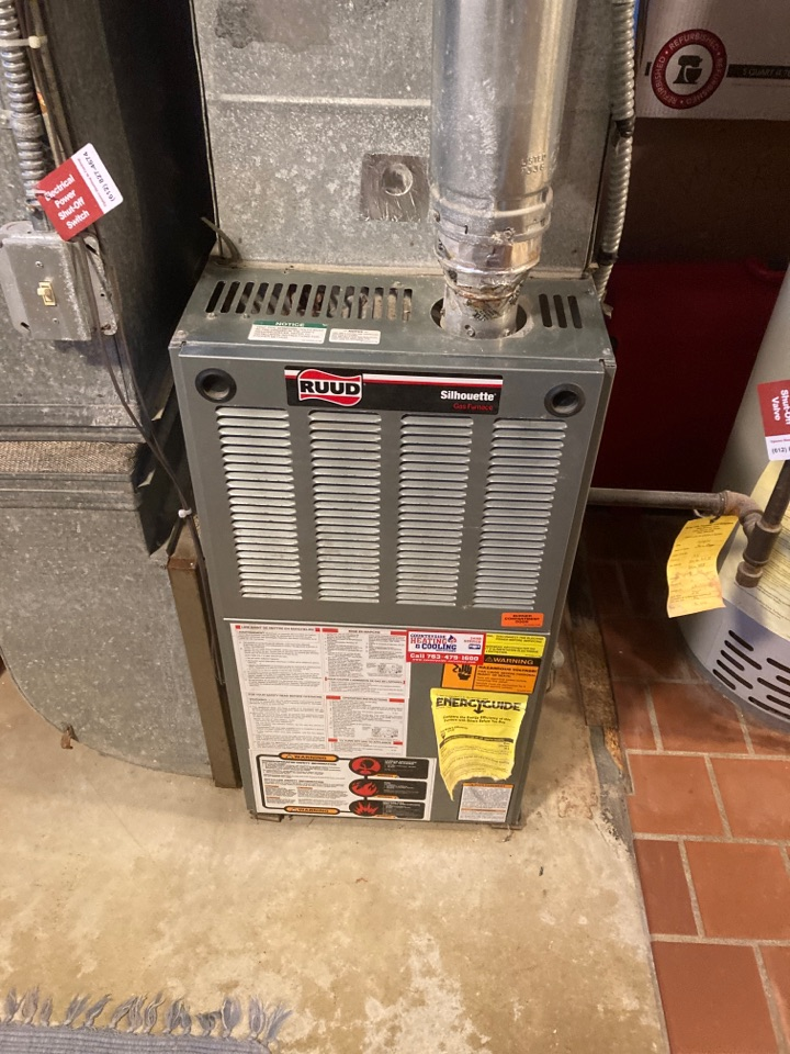 Hopkins, MN - Furnace tune up in Hopkins
