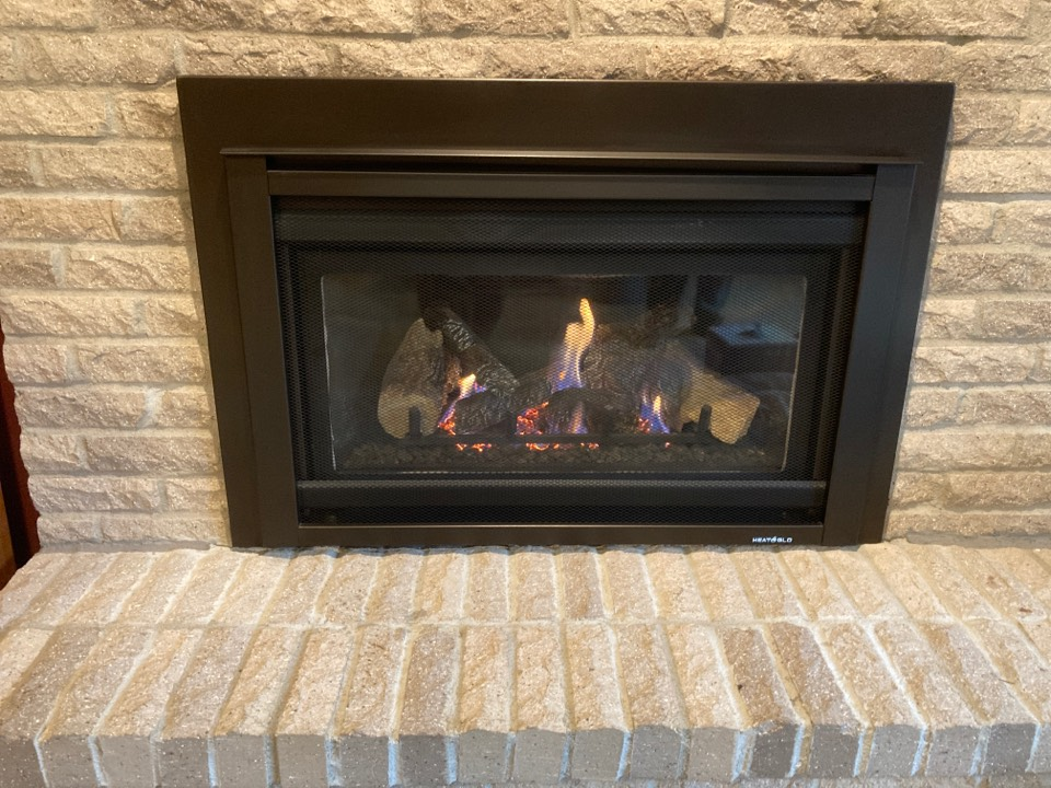 Minneapolis, MN - Fireplace maintenance in Plymouth