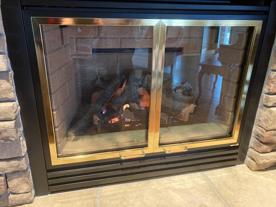 Rockford, MN - Fireplace repair in Rockford