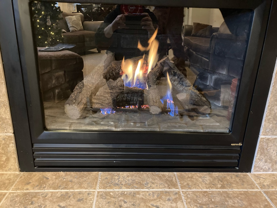 Loretto, MN - Fireplace maintenance in Greenfield