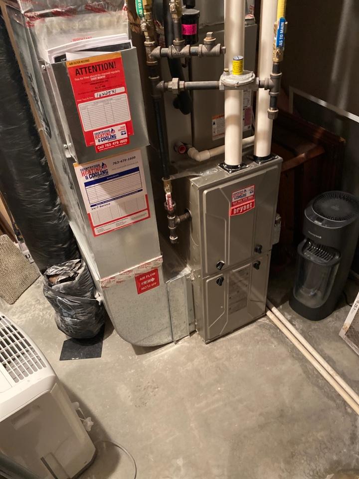 Waconia, MN - Bryant furnace repair waconia mn