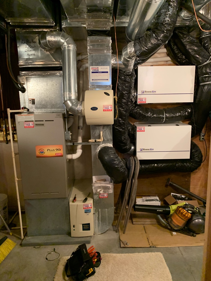 Excelsior, MN - Furnace repair in mound Mn