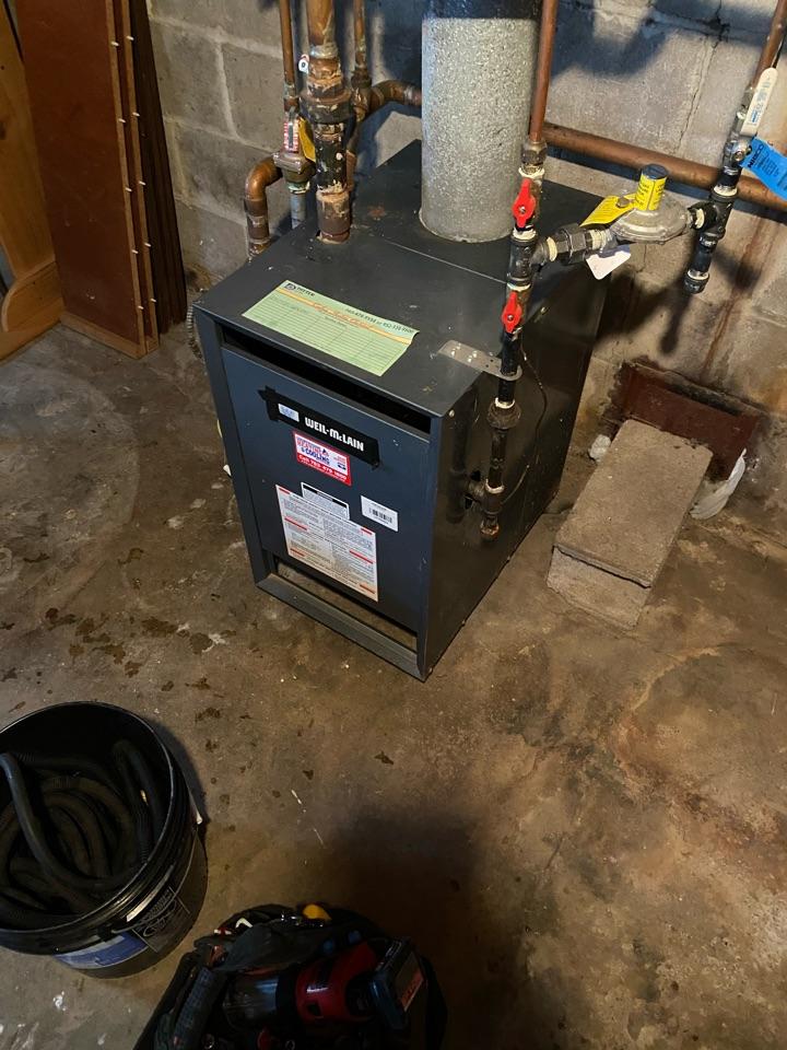 Watertown, MN - Furnace repair Watertown mn - returning with parts