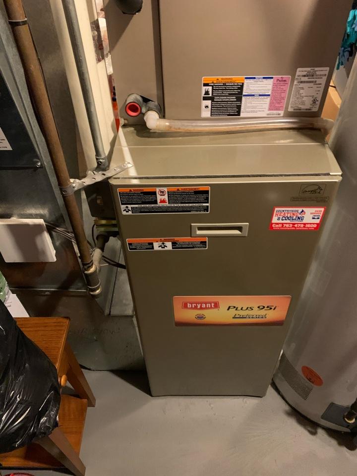 Minneapolis, MN - Furnace repair in Plymouth Mn