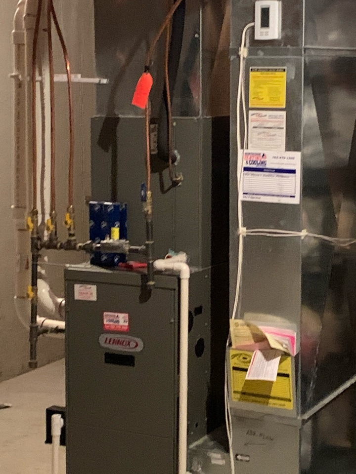 Maple Grove, MN - Furnace and humidifier maintenance in maple grove Mn