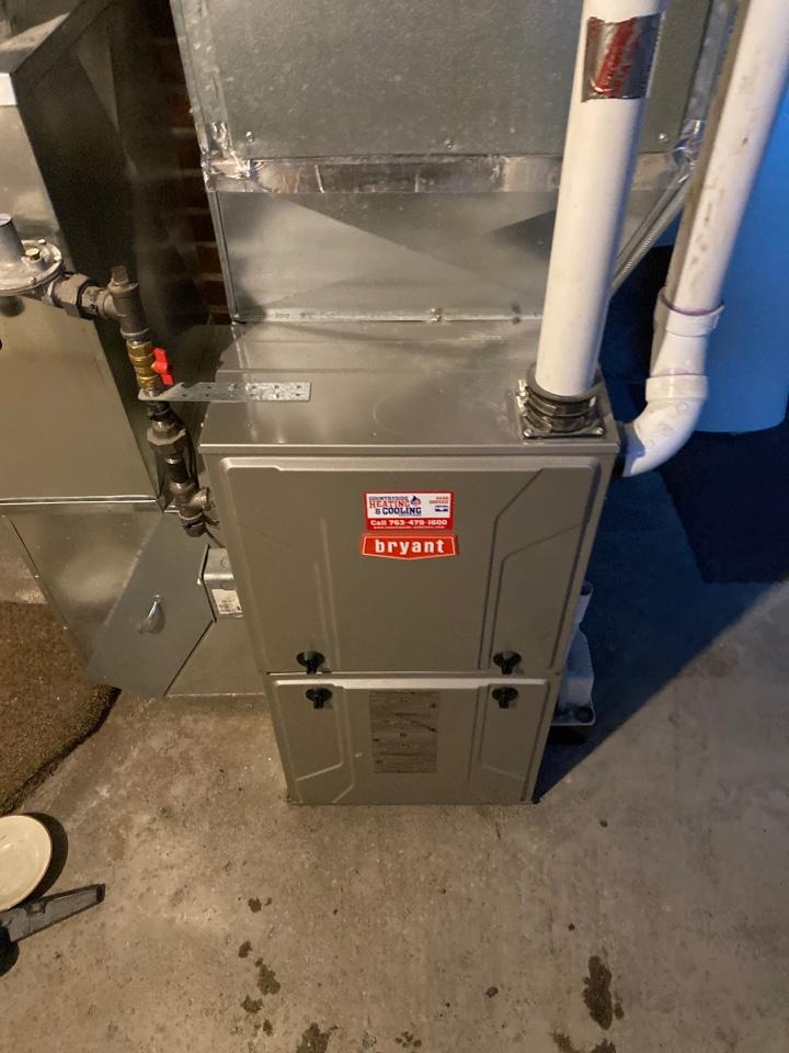 Bryant furnace repair cokato mn