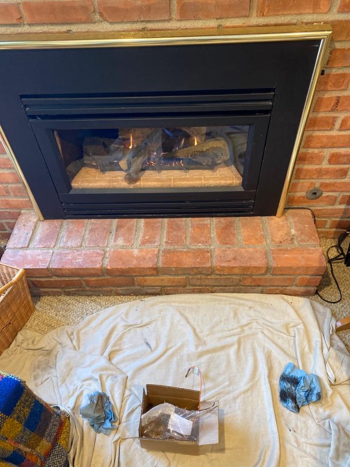 Wayzata, MN - Fireplace repair wayzata mn