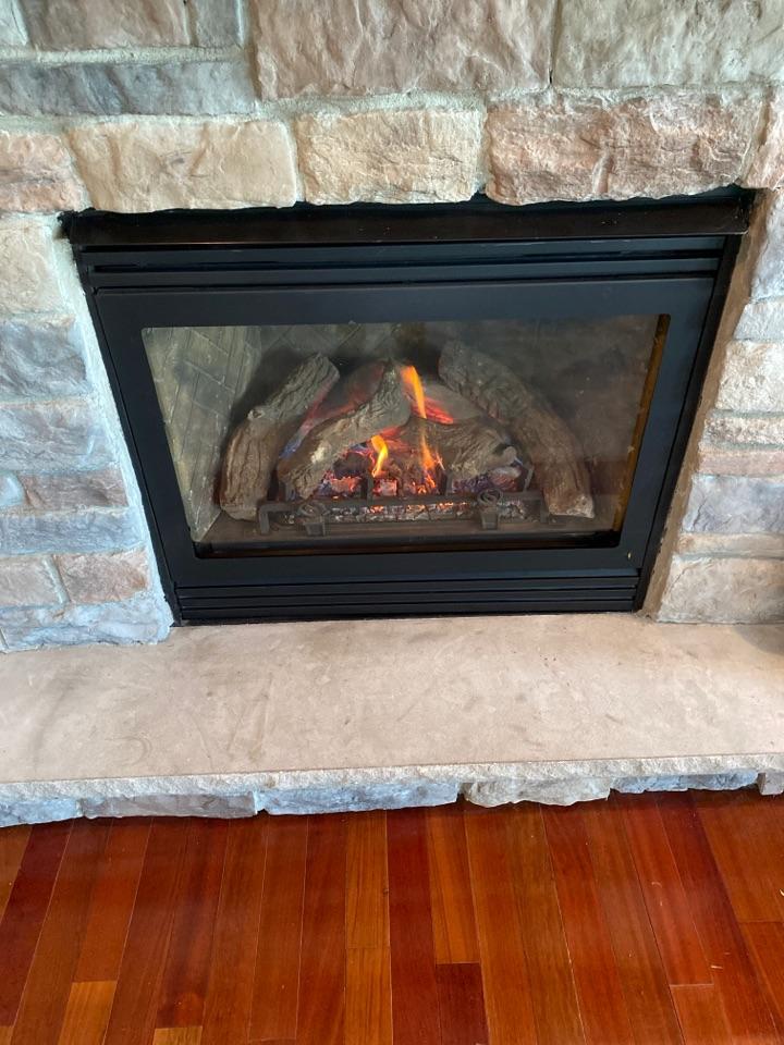 Wayzata, MN - Fireplace repair Orono mn