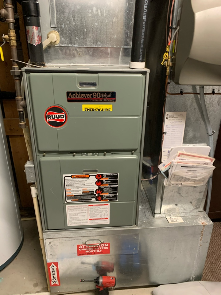 Buffalo, MN - Furnace repair in Buffalo Mn