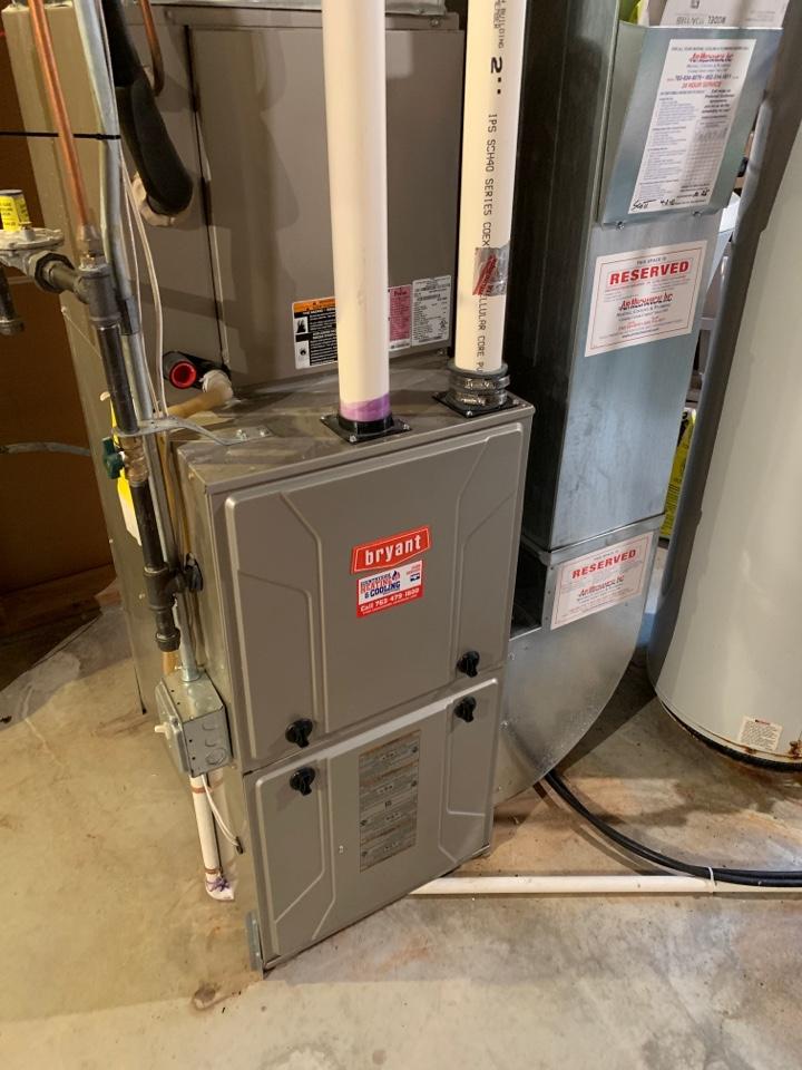 Minneapolis, MN - Furnace maintenance in Plymouth Mn