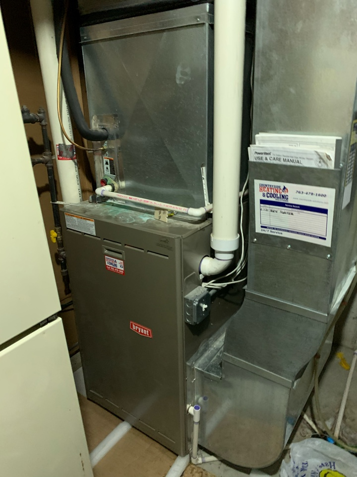 Osseo, MN - Furnace repair in Osseo Mn #