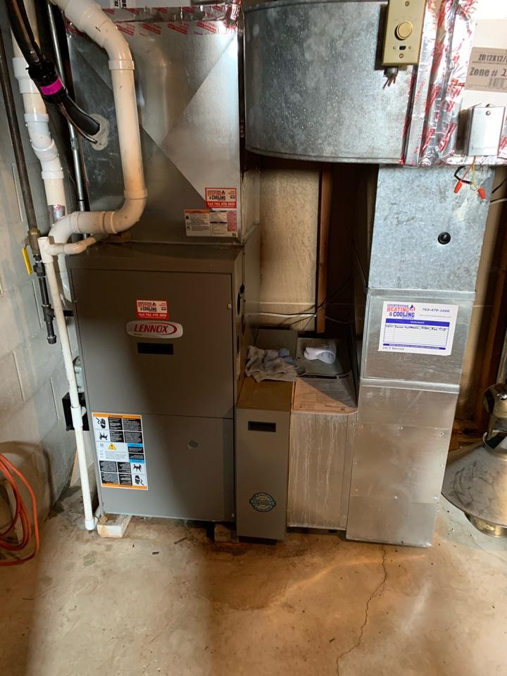Watertown, MN - Furnace maintenance in Watertown Mn