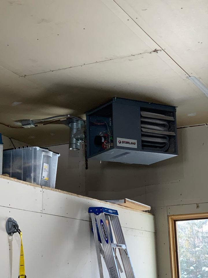 Mound, MN - Garage heater repair in Orono Mn