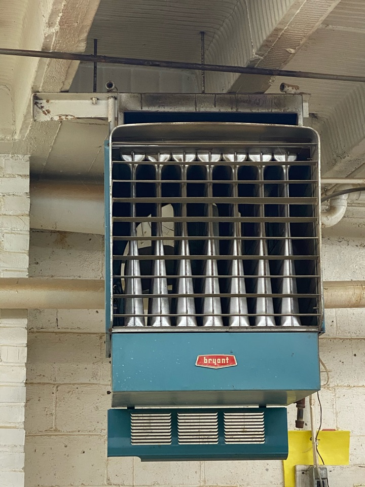 Watertown, MN - Unit heater replacement estimate in Watertown MN