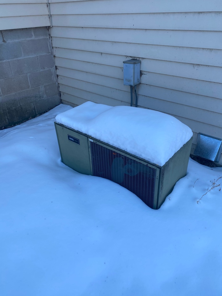 Furnace and air conditioning estimate in Corcoran MN