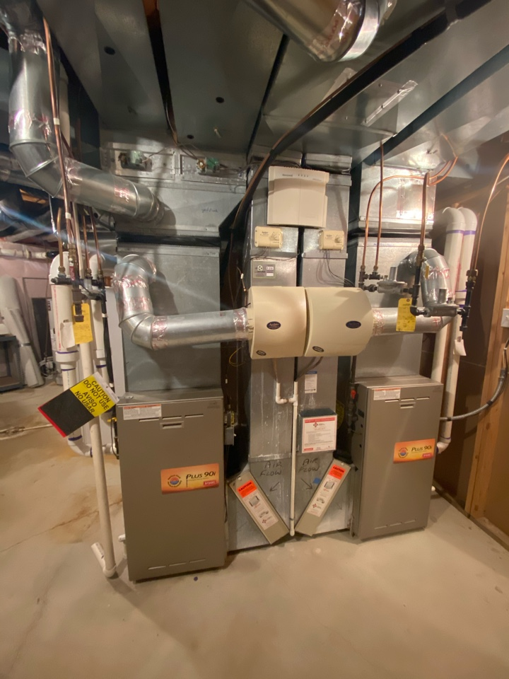 Long Lake, MN - Furnace, air conditioning, and indoor air quality installation estimate in Orono MN