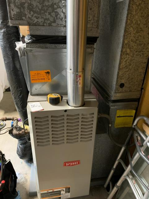 Minneapolis, MN - Furnace maintenance in Crystal