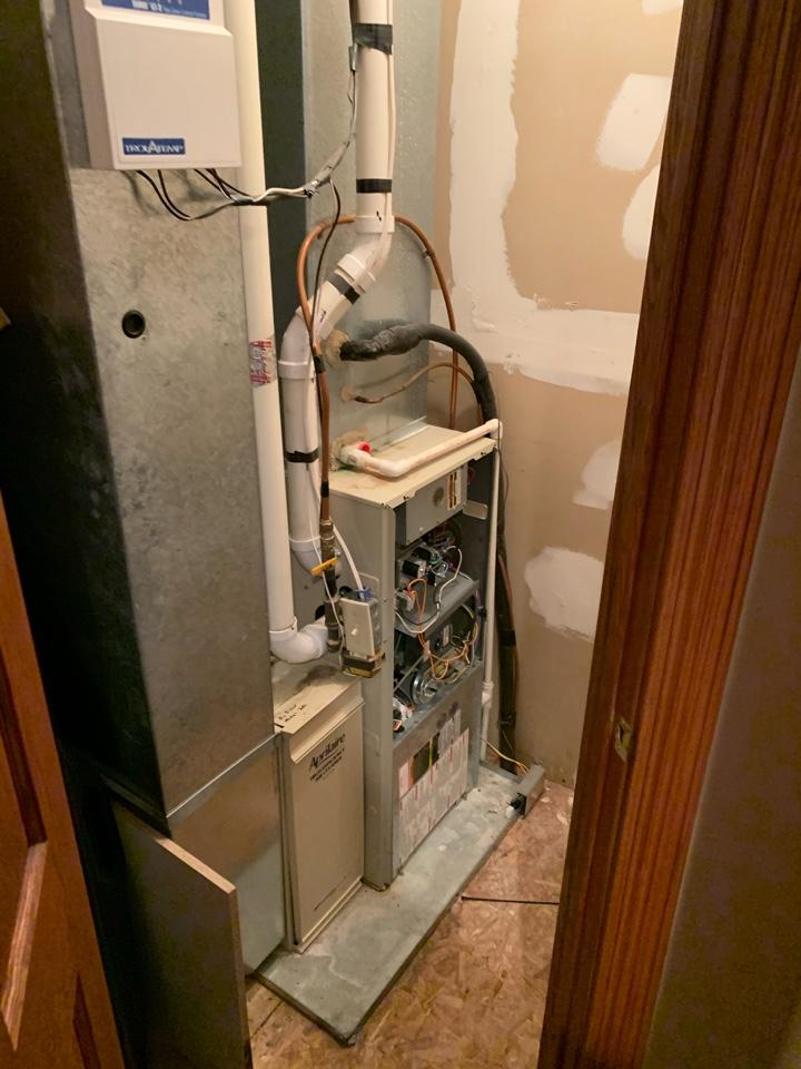 Watertown, MN - Furnace repair in Watertown Mn - quoting new system