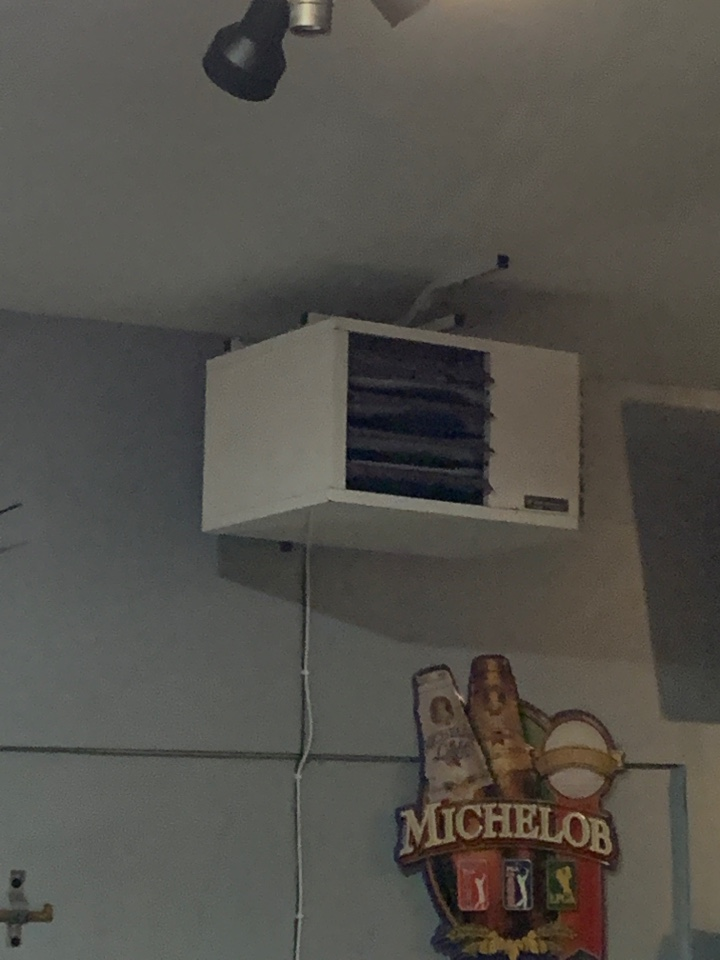 Mound, MN - Fixed garage heater and furnace in mound Mn