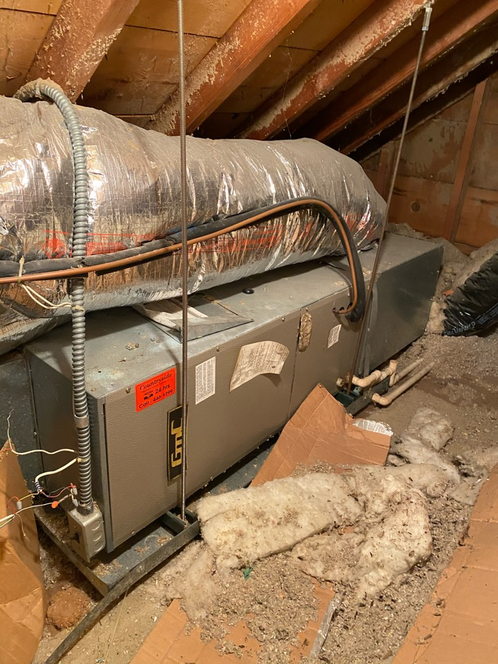 Minneapolis, MN - Air handler, air conditioning, and boiler installation estimate in St. Louis Park, MN