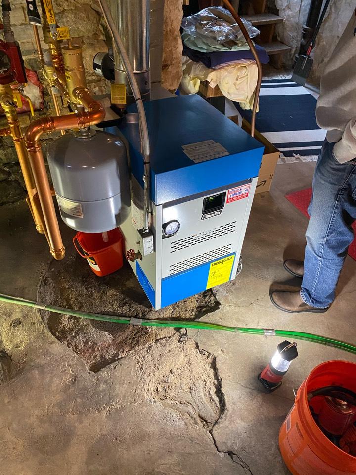 Mound, MN - Boiler repair minnetrista mn