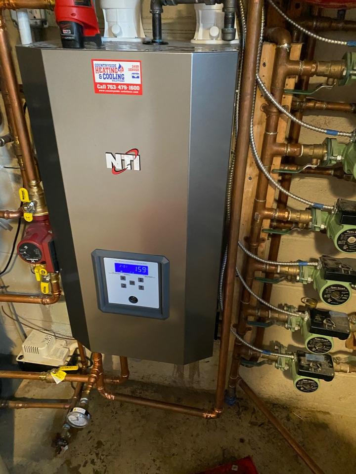 Delano, MN - Boiler repair Delano mn