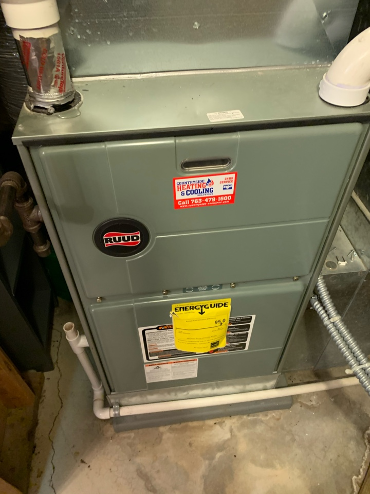 Independence, MN - Furnace maintenance and repair in minnetrista Mn