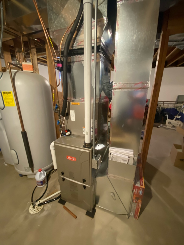 Maple Lake, MN - Furnace, air conditioning, indoor air quality, and humidification installation estimate in Maple Lake, MN