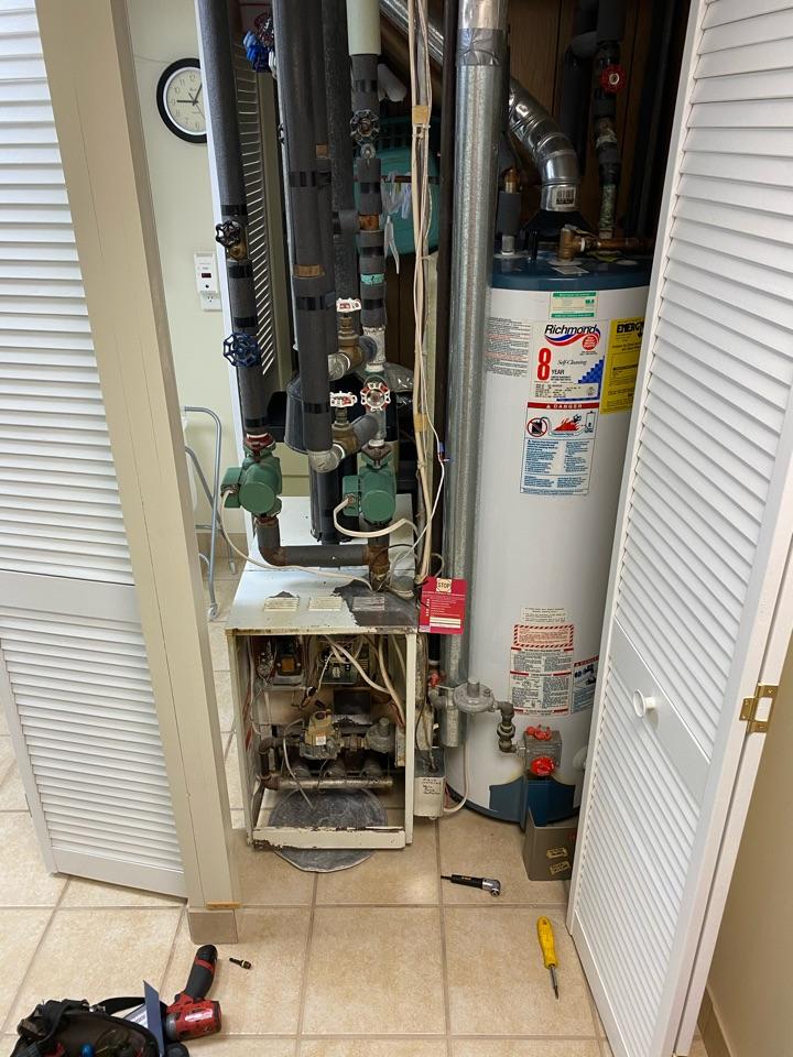 Medina, MN - Boiler repair Medina mn