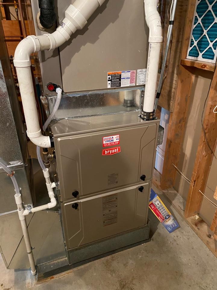 Eden Prairie, MN - Bryant furnace install Eden prairie mn