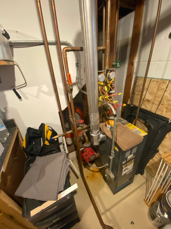 Excelsior, MN - Hydronic boiler replacement estimate in Excelsior MN