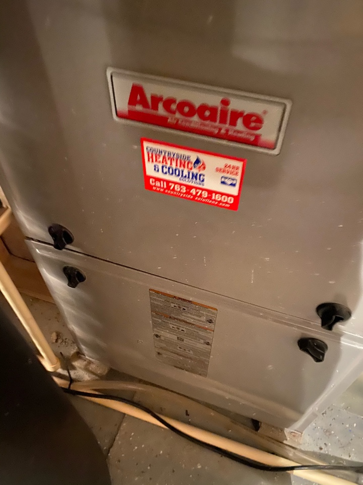 Delano, MN - Furnace diagnostic Delano mn