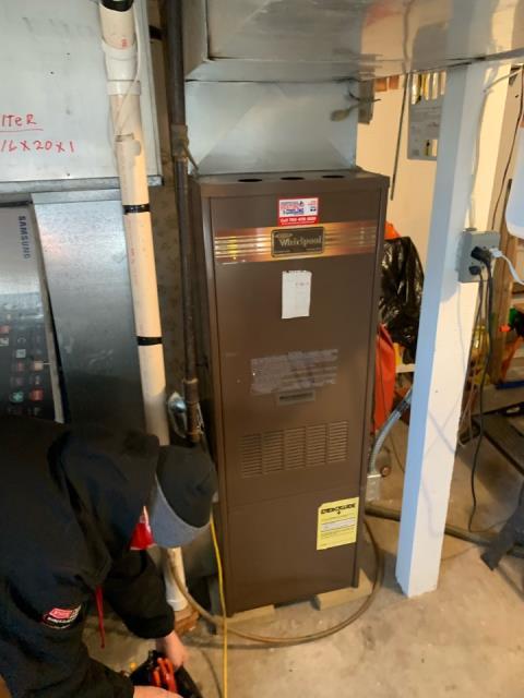 Minneapolis, MN - Furnace repair in New Hope