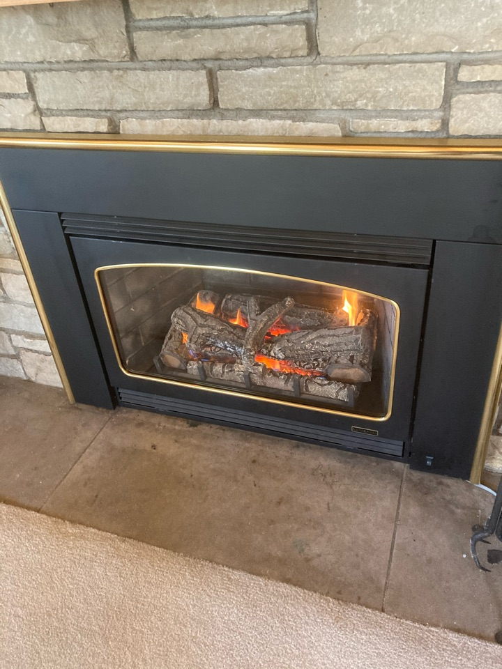 Hopkins, MN - Fireplace repair in Minnetonka