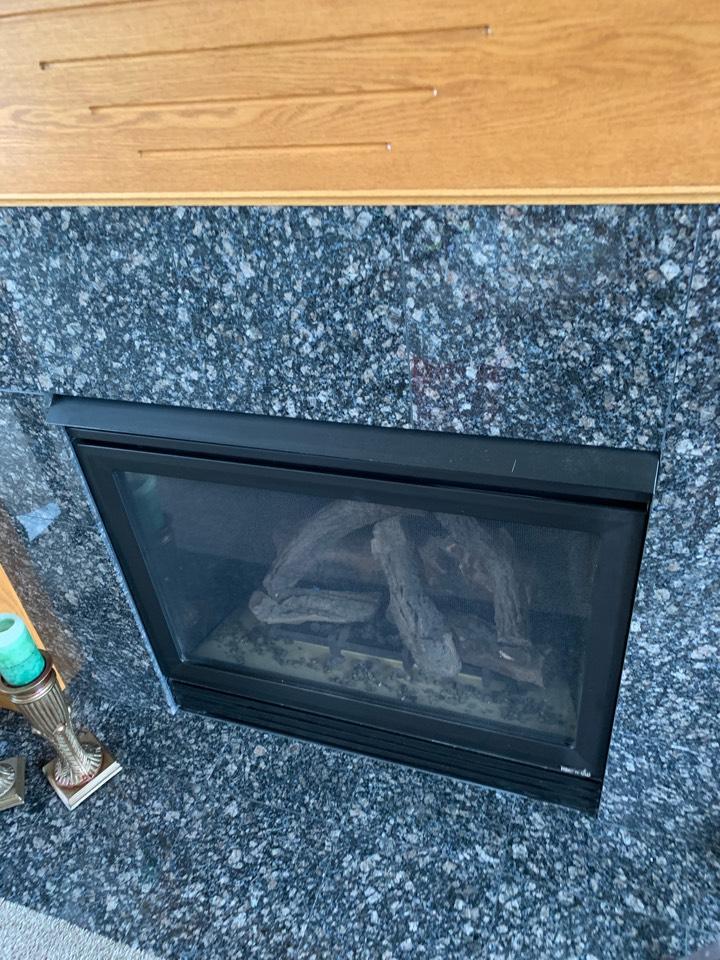 Fireplace maintenance in Howard lake Mn