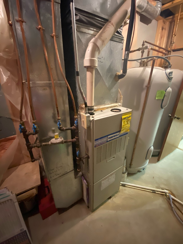 Annandale, MN - Furnace, air conditioning, humidification, and indoor air quality installation estimate in Annandale, MN