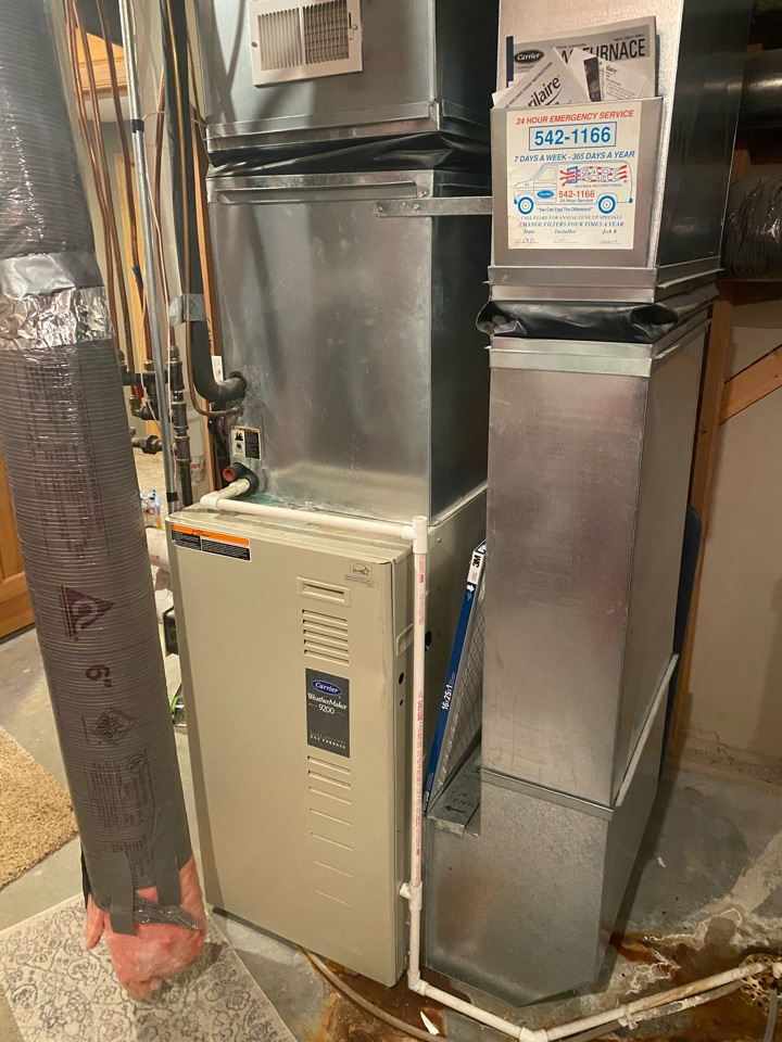 Medina, MN - Bryant furnace and air conditioning installation estimate in Medina, MN