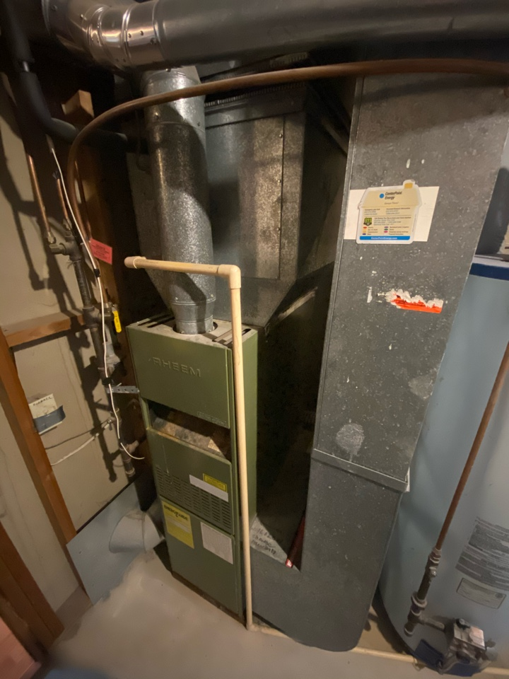 Rockford, MN - Furnace, air conditioning, and indoor air quality installation estimate in Rockford, MN