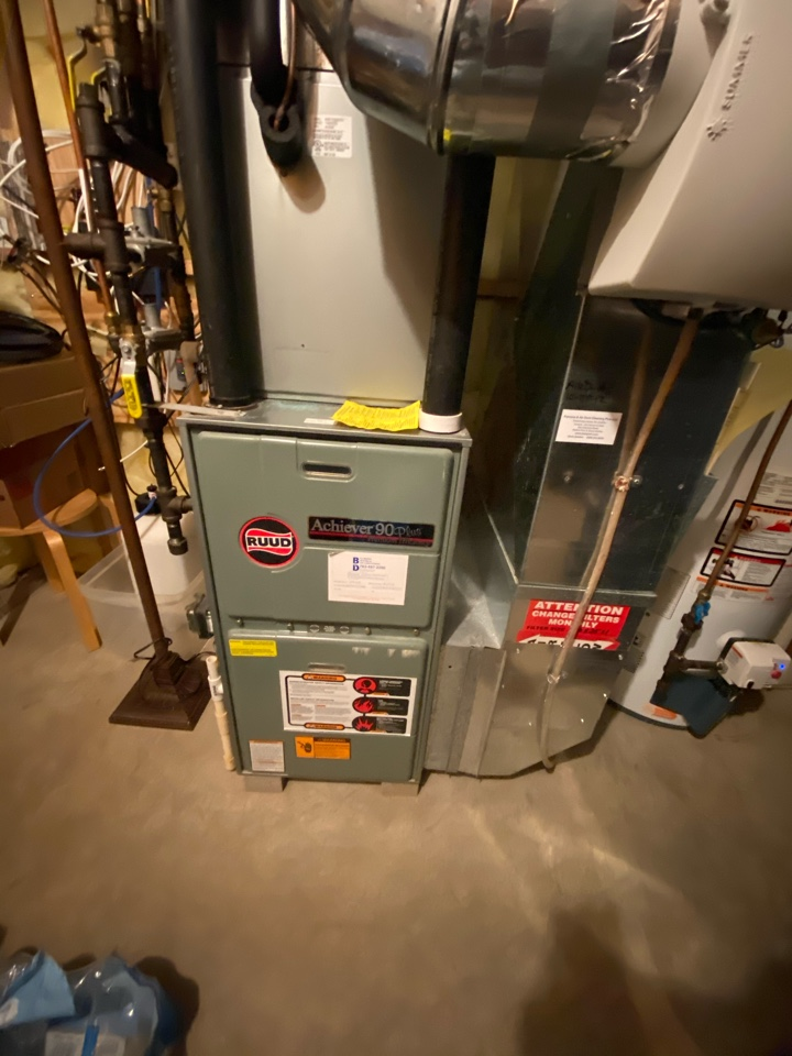 Saint Michael, MN - Furnace and air conditioning replacement estimate in St. Michael, MN