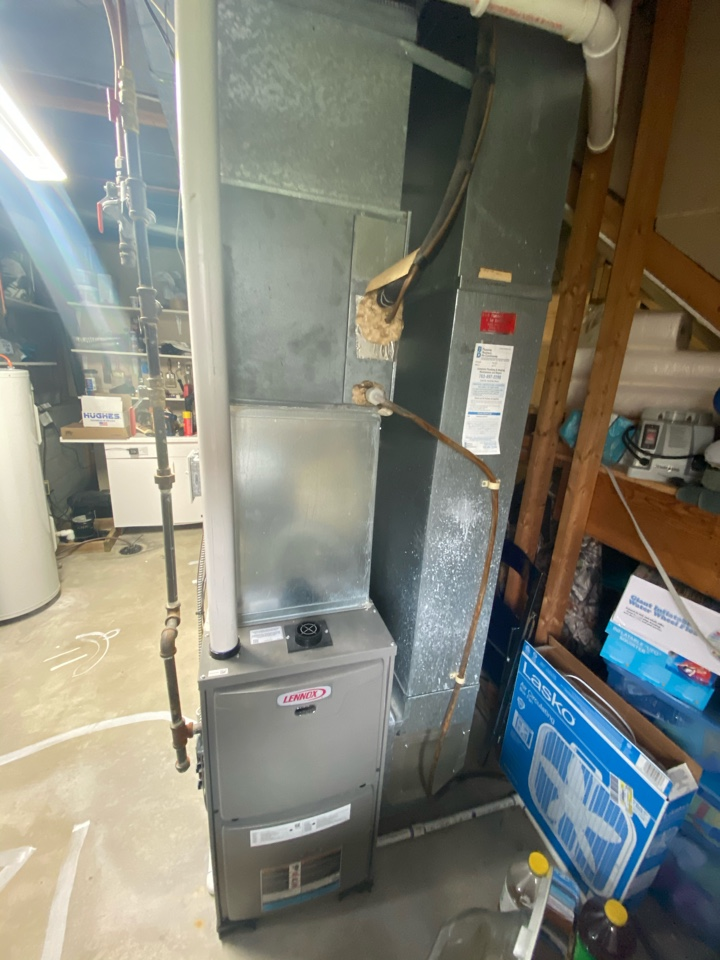 Rockford, MN - Furnace and air conditioning replacement estimate in Greenfield, MN