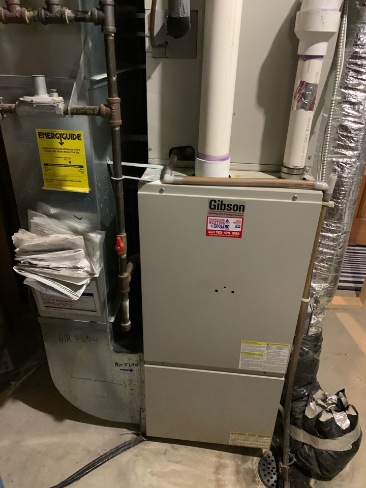 Delano, MN - Furnace repair in Delano Mn