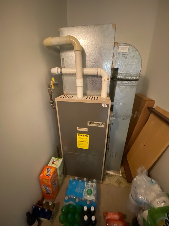 Annandale, MN - Furnace and air conditioning estimate in Annandale, MN